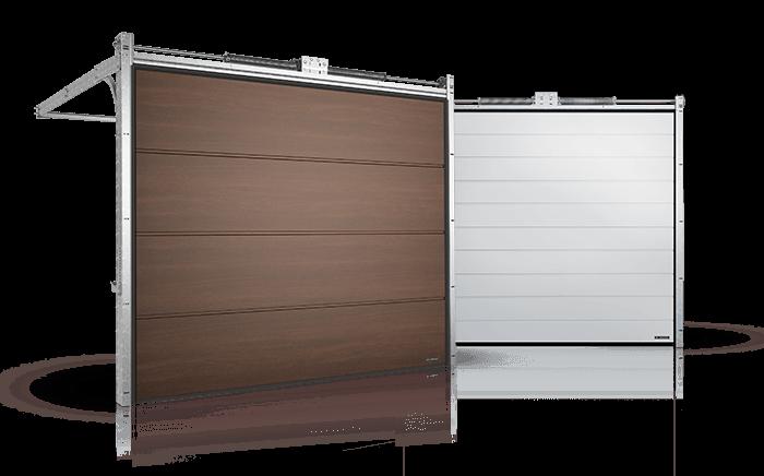 Bramy segmentowe UniPro to najbardziej komfortowe rozwiązanie do garażu.